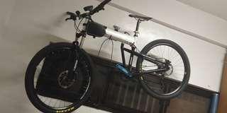 Two bikes upgraded na lahat sasakyan nalg