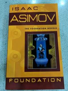 ISSAC ASIMOV- FOUNDATION