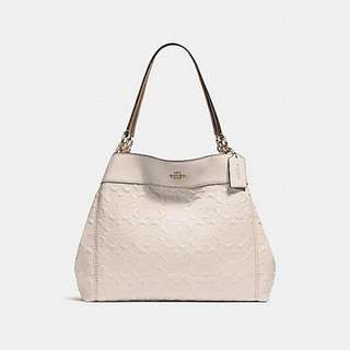 ORIGINAL LEXY SHOULDER BAG IN SIGNATURE LEATHER