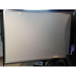 Pushable White Board