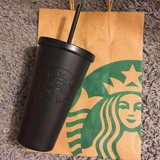 星巴克 Starbucks 冷水杯 隨行杯 鋼杯