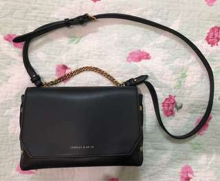 (FIXED PRICE!!) Original Charles & Keith Sling Bag