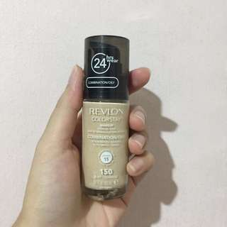 Color Stay Foundation + FREEBIES