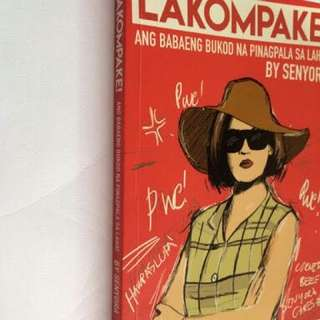 Senyora LAKOMPAKE book