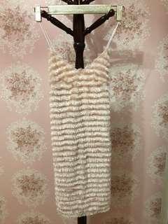 Sexy Fringe Dress