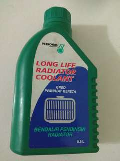 NEW Petronas Radiator Coolant✨✨