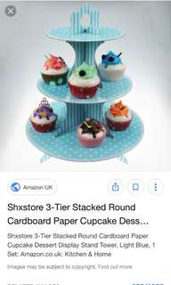 Cupcake Stand (only)