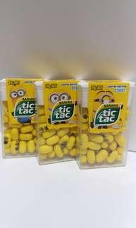 Minions Tic Tac糖 (過期,可收藏)
