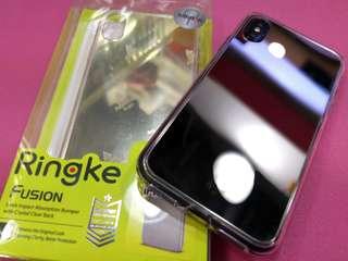 三禾電氣 Ringke Fusion iPhone X Mirror case 鏡面 手機殼
