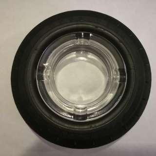 good year tire ashtray