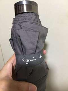 agnes b umbrella 雨傘 包順豐 free shipping 正貨 real