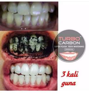 🚚 Turbo Carbon Whitening Teeth
