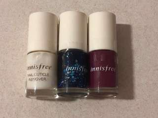 Innisfree Nail Colour and Cuticle Remover