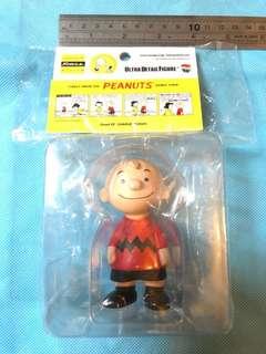 全新! 包郵! Peanuts / Charlie Brown / Figure / 查理布朗 / 珍藏 - 罕有 - 公仔 (實物圖)