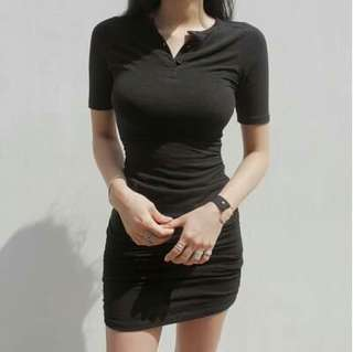 Fitted dress s-xl