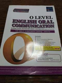 O Level English Oral Communication