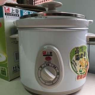 🚚 上豪養生燉鍋