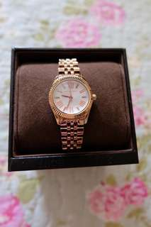 (REPRICED) Rose Gold Stainless Steel Watch