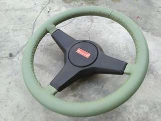 Austin Mini Cooper steering