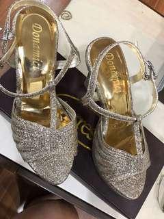 Donamici heels Glitter