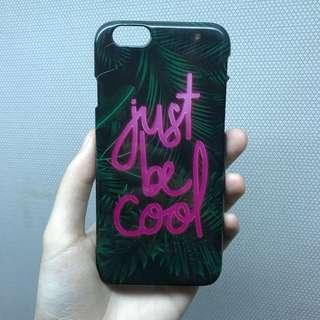 Bershka iPhone 6 case