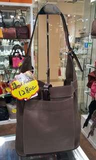 罕有新淨Hermès Marwari  大象灰 Shoulder Bag