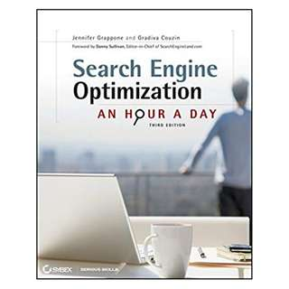 Search Engine Optimization (SEO): An Hour a Day 3rd Edition, Kindle Edition by Jennifer Grappone  (Author), Gradiva Couzin  (Author)