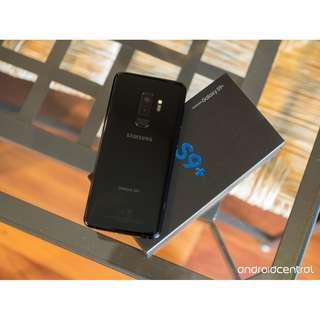 Samsung Galaxy S9 Plus 64GB Bunga 0% Gratis 1x Angsuran
