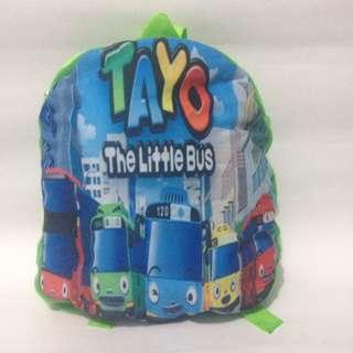 Tas boneka ransel tayo/tas anak pg/tas anak laki-laki