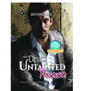 Ebook The Devil's Untainted - Jennifer Lee