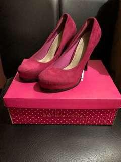 Primadonna Pink Heels