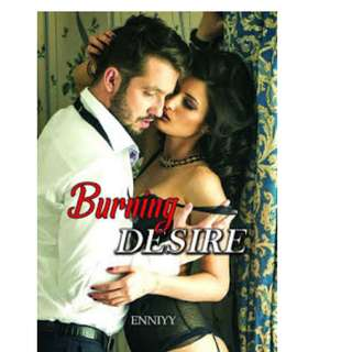 Ebook Burning Desire - Enniyy