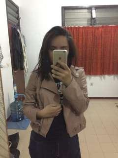 Monaco Leather Jacket