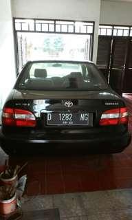 Corolla 1.8 xli th 2001