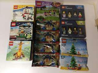 Lego polybag+TRU exclusives
