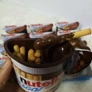 Nutella Dip n Go