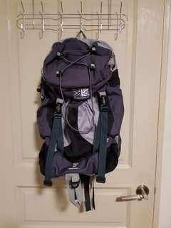 Karrimor Adventure Outdoor Bag- Purple