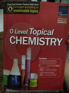O Level Topical Chemistry