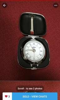Docker small clock