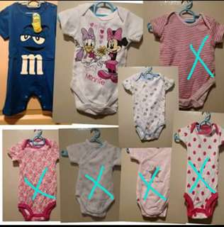 ⭐SALE Baby Rompers