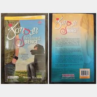 Preloved Malay Novel - Jgn Bilang Benci