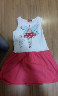 Miki 4-5yo Girl Dress