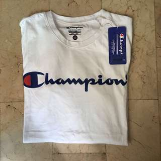 COD onhand Champion Men Shirt High Quality