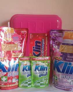 Paket so klin liquid