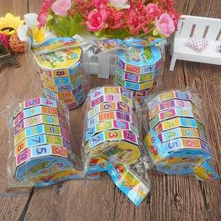 Goodie bag - mathematics cube