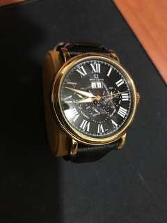 鐵達時 精鋼自動機械錶