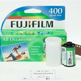 Fujifilm Superia X-tra 400 35mm Film (24 shots)