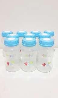 Preloved Milk Storage Bottle (10pc)