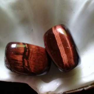 Red Tigers Eye ( price per piece)