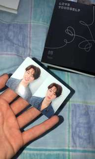 TRADING BTS (R-VERSION) Jimin Photocard